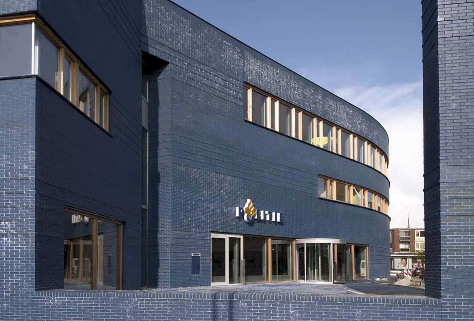 Police Station Hengelo By Jeanne Dekkers Architectuur 12