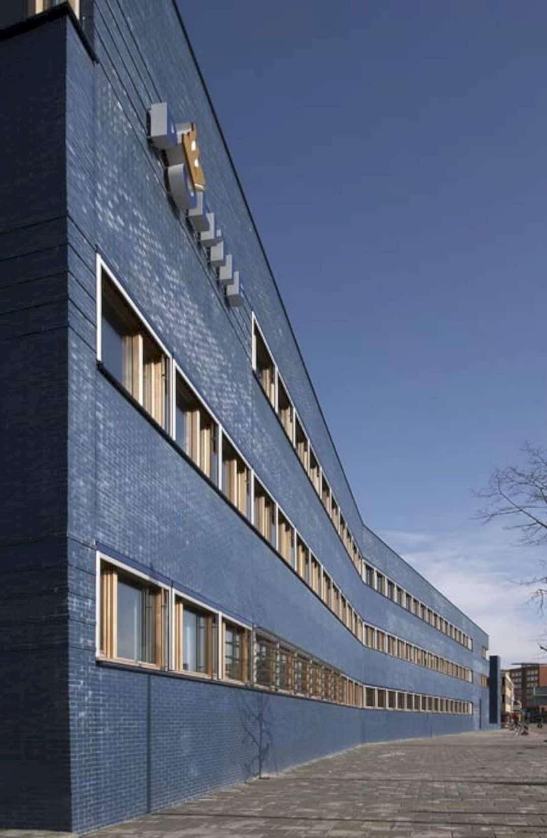 Police Station Hengelo By Jeanne Dekkers Architectuur 6