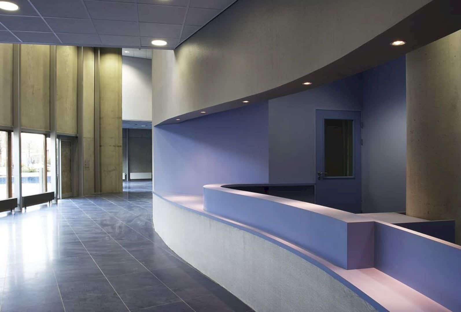 Police Station Hengelo By Jeanne Dekkers Architectuur 7
