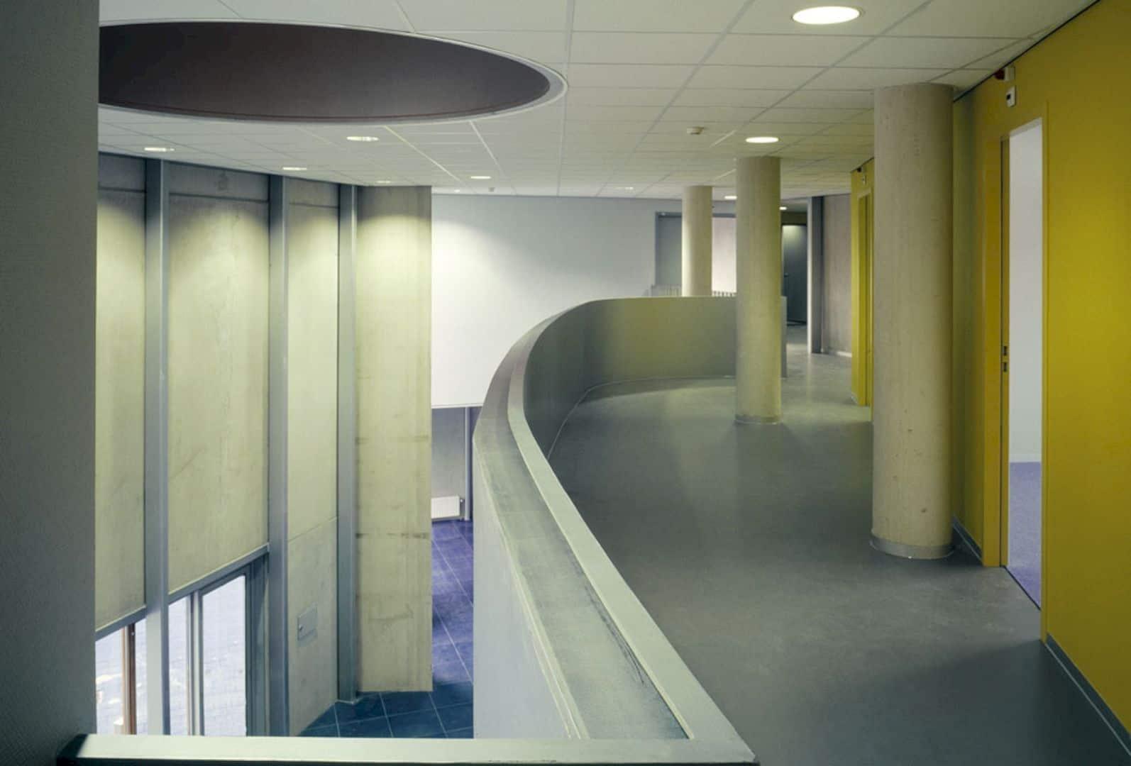Police Station Hengelo By Jeanne Dekkers Architectuur 9