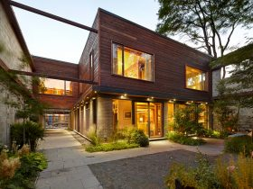 Queen East Trio By Richard Librach Architect 9