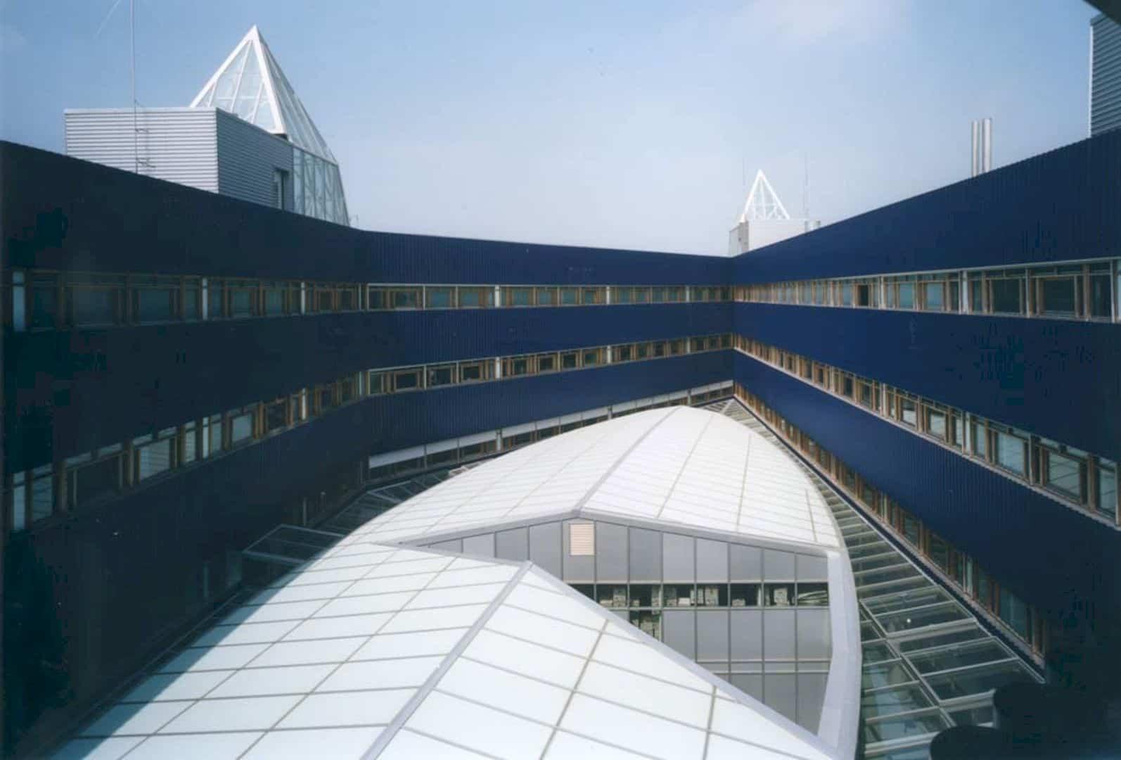 Regional Police Station Nijmegen By Jeanne Dekkers Architectuur 1