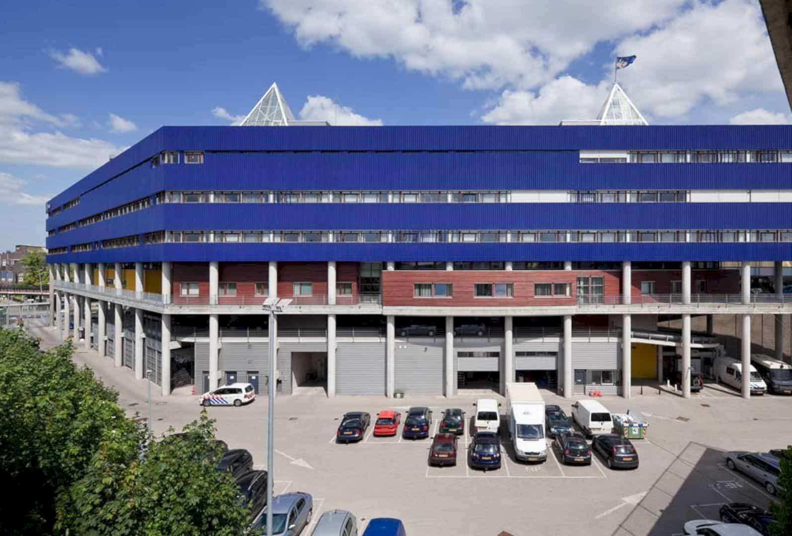 Regional Police Station Nijmegen By Jeanne Dekkers Architectuur 4
