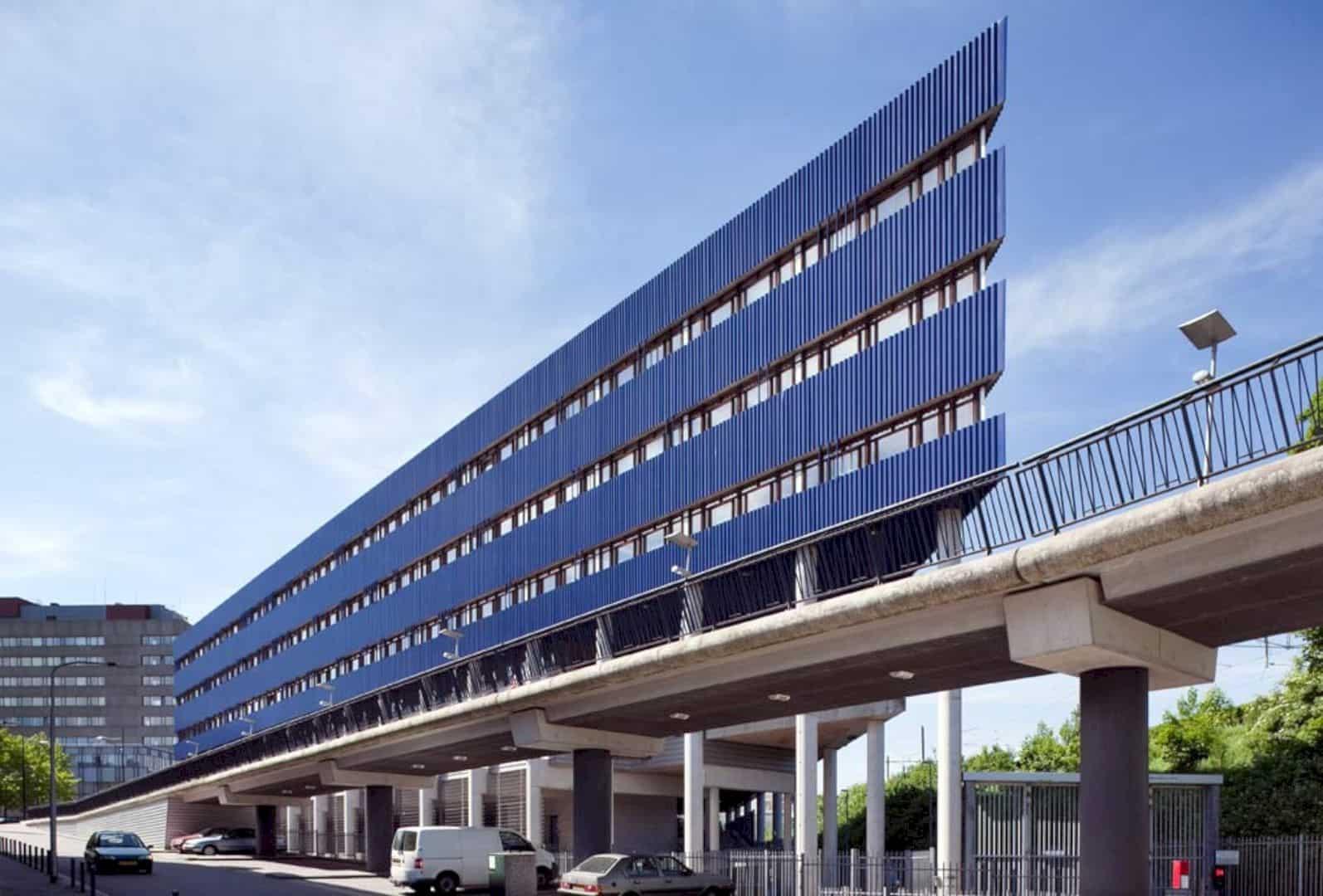 Regional Police Station Nijmegen By Jeanne Dekkers Architectuur 5