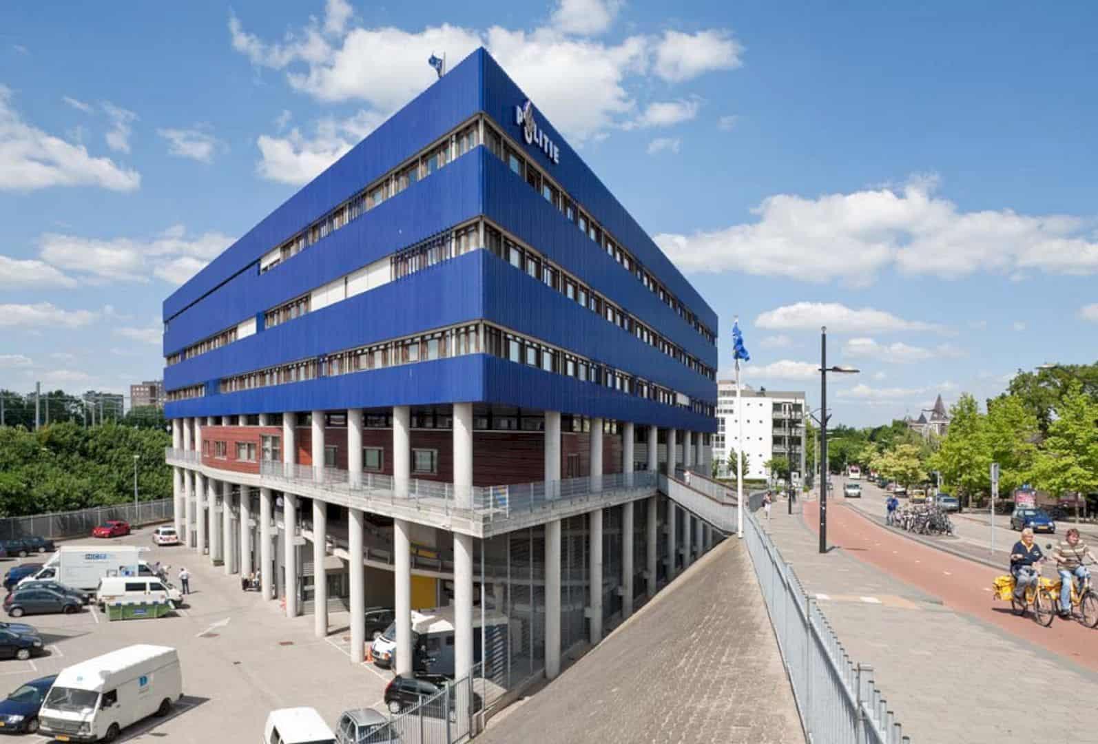 Regional Police Station Nijmegen By Jeanne Dekkers Architectuur 6