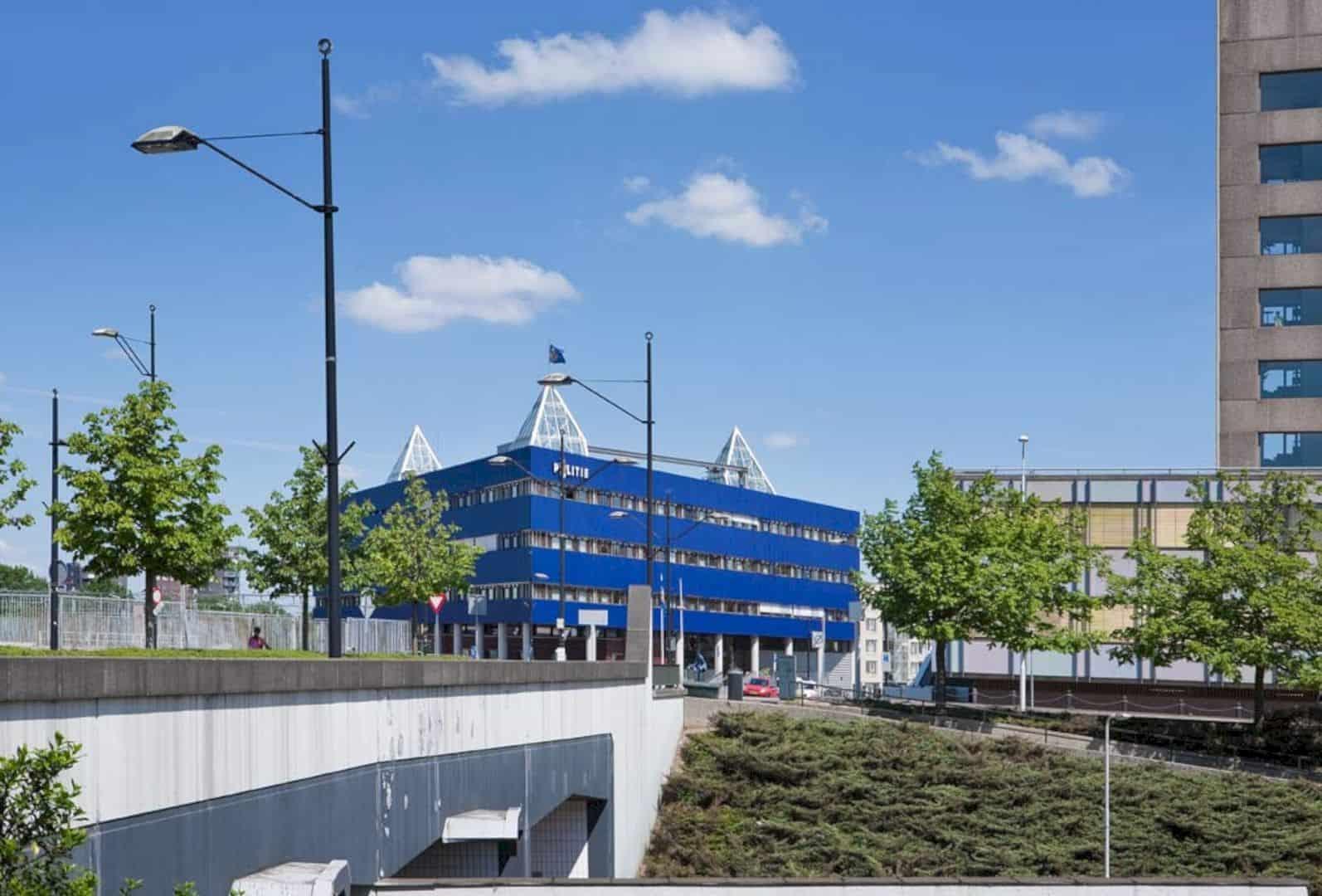 Regional Police Station Nijmegen By Jeanne Dekkers Architectuur 7