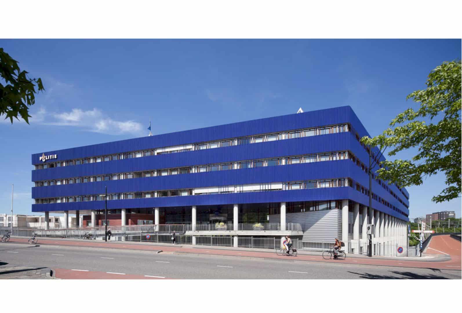 Regional Police Station Nijmegen By Jeanne Dekkers Architectuur 8