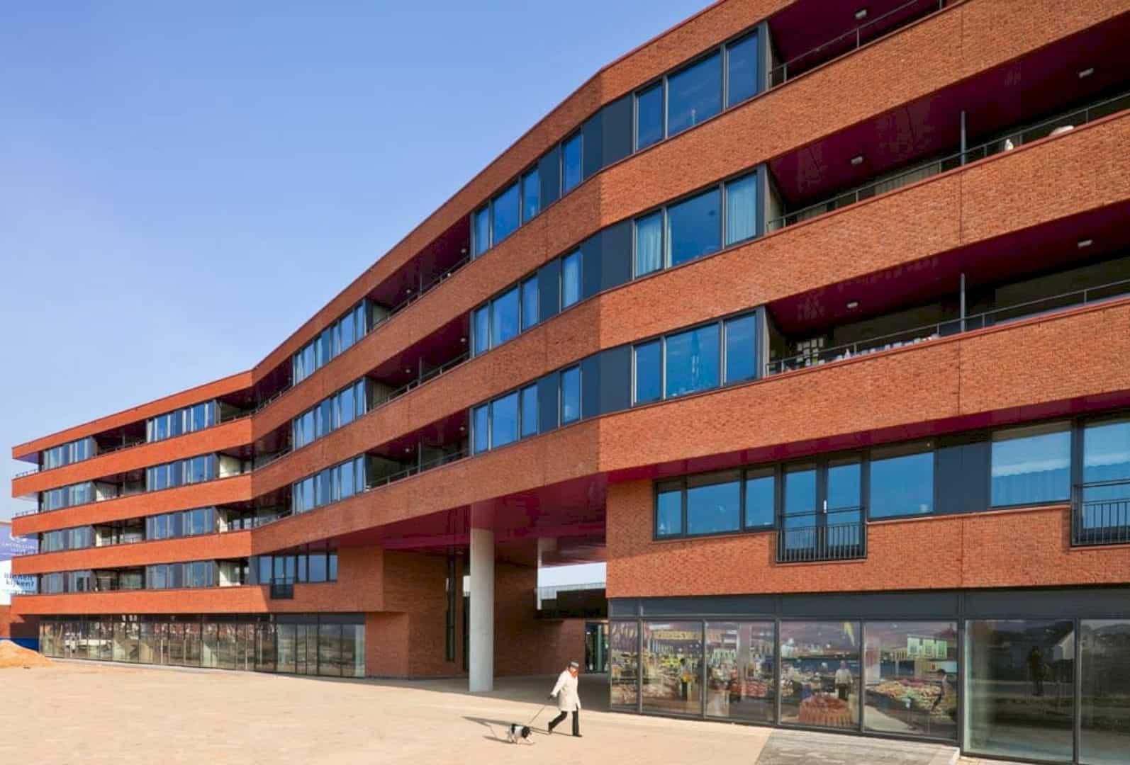 Residences Cuijk By Jeanne Dekkers Architectuur 2
