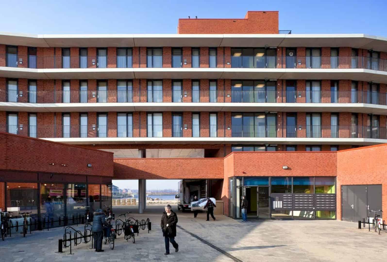 Residences Cuijk By Jeanne Dekkers Architectuur 3