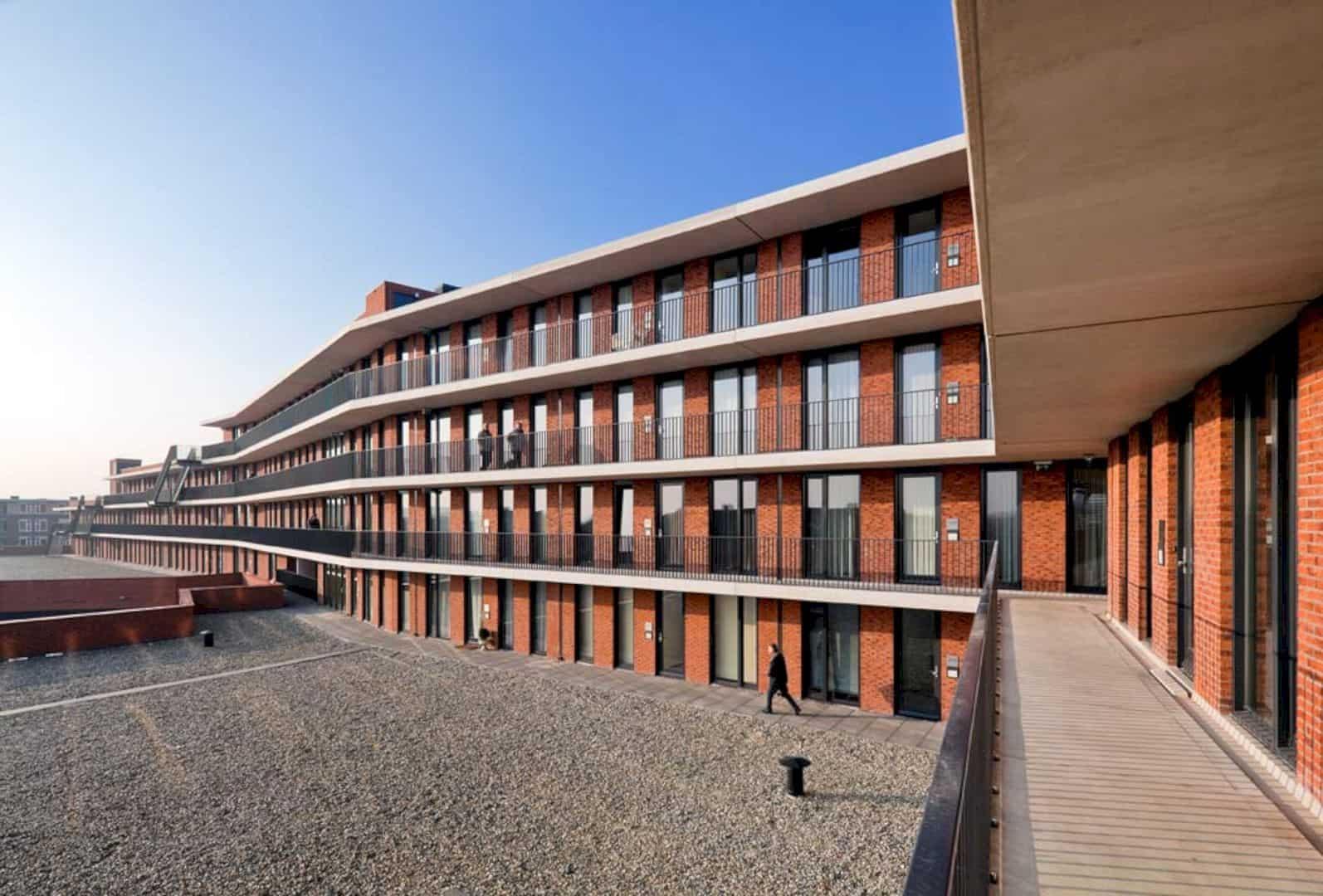 Residences Cuijk By Jeanne Dekkers Architectuur 4