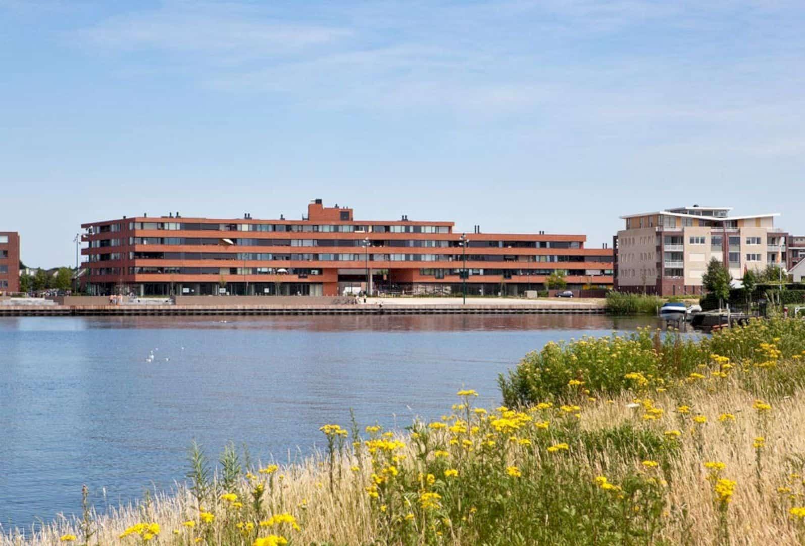 Residences Cuijk By Jeanne Dekkers Architectuur 5