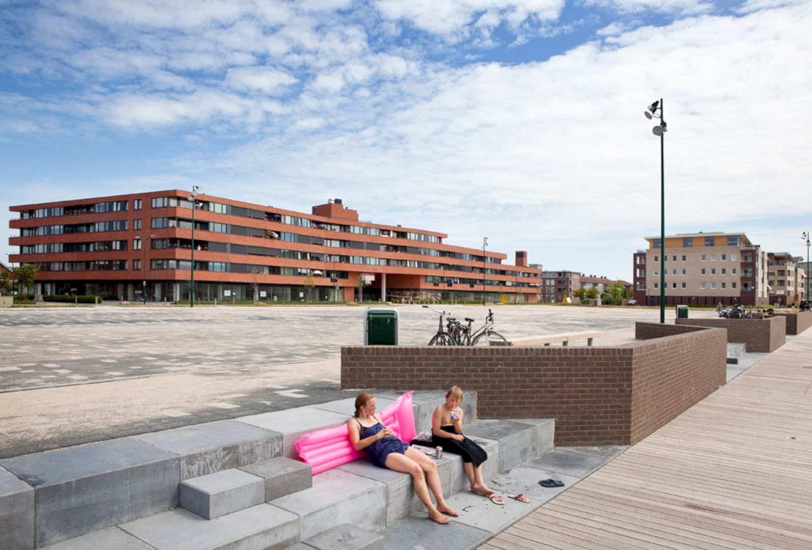 Residences Cuijk By Jeanne Dekkers Architectuur 6