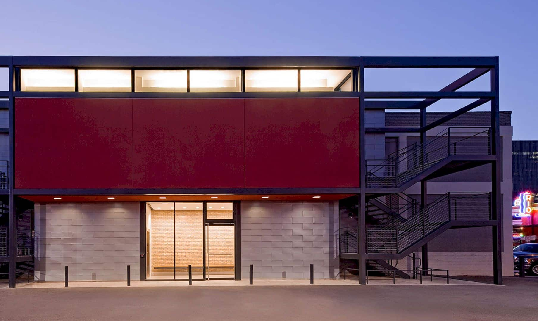 San Jacinto Building By Specht Architects 2
