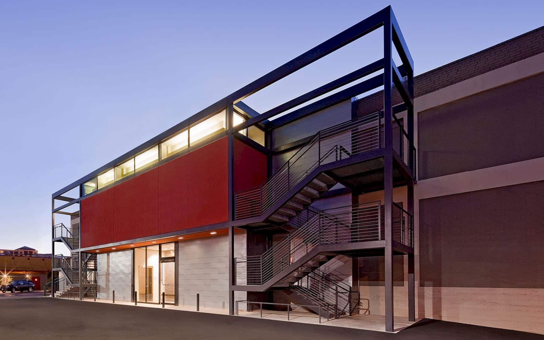 San Jacinto Building By Specht Architects 3