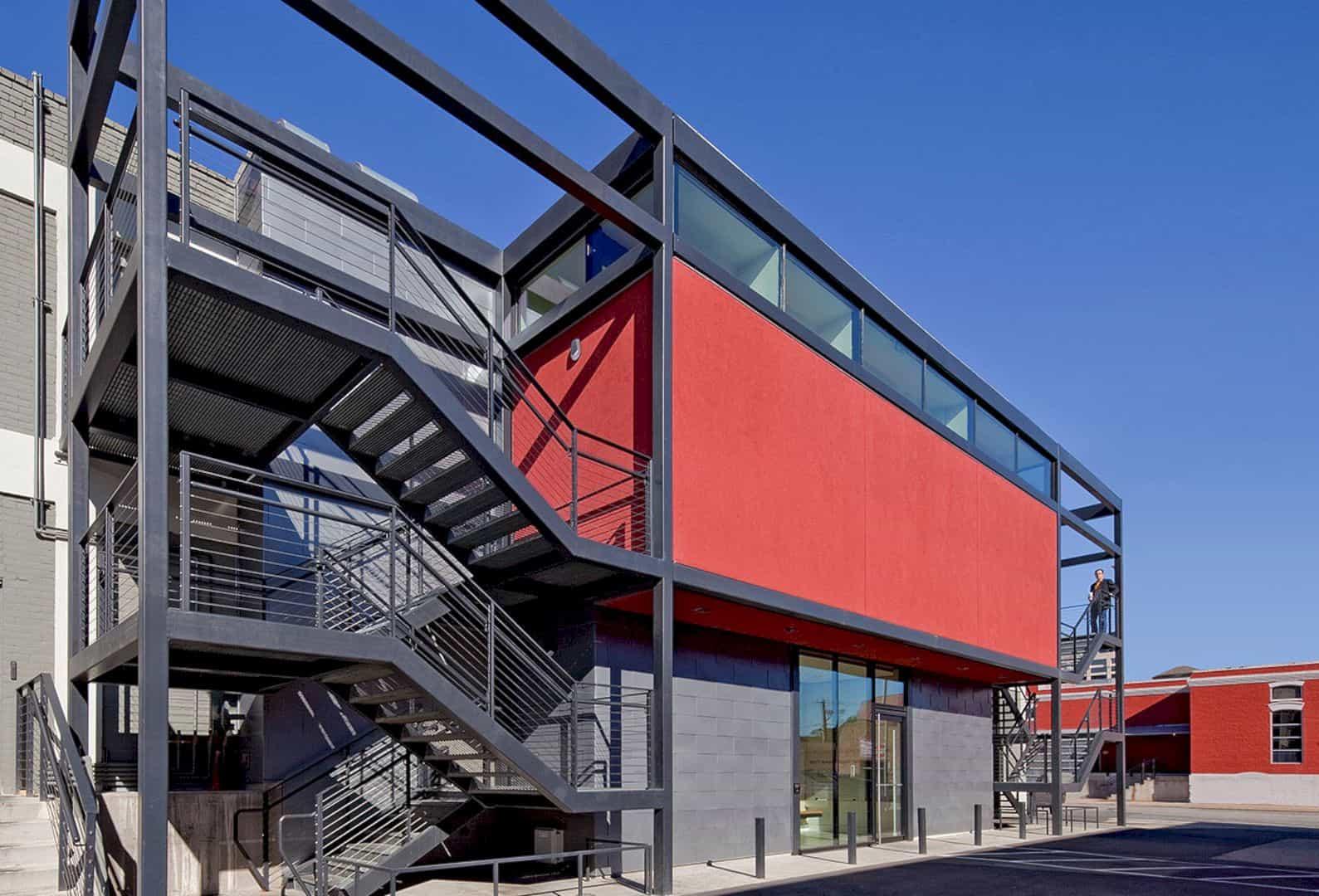 San Jacinto Building By Specht Architects 4