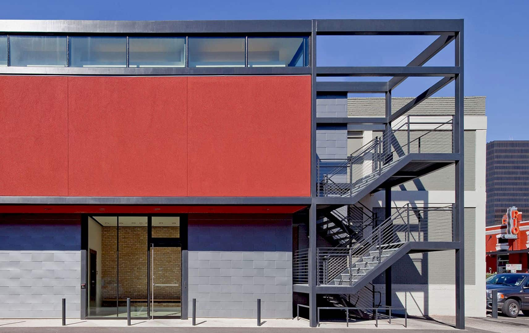 San Jacinto Building By Specht Architects 5