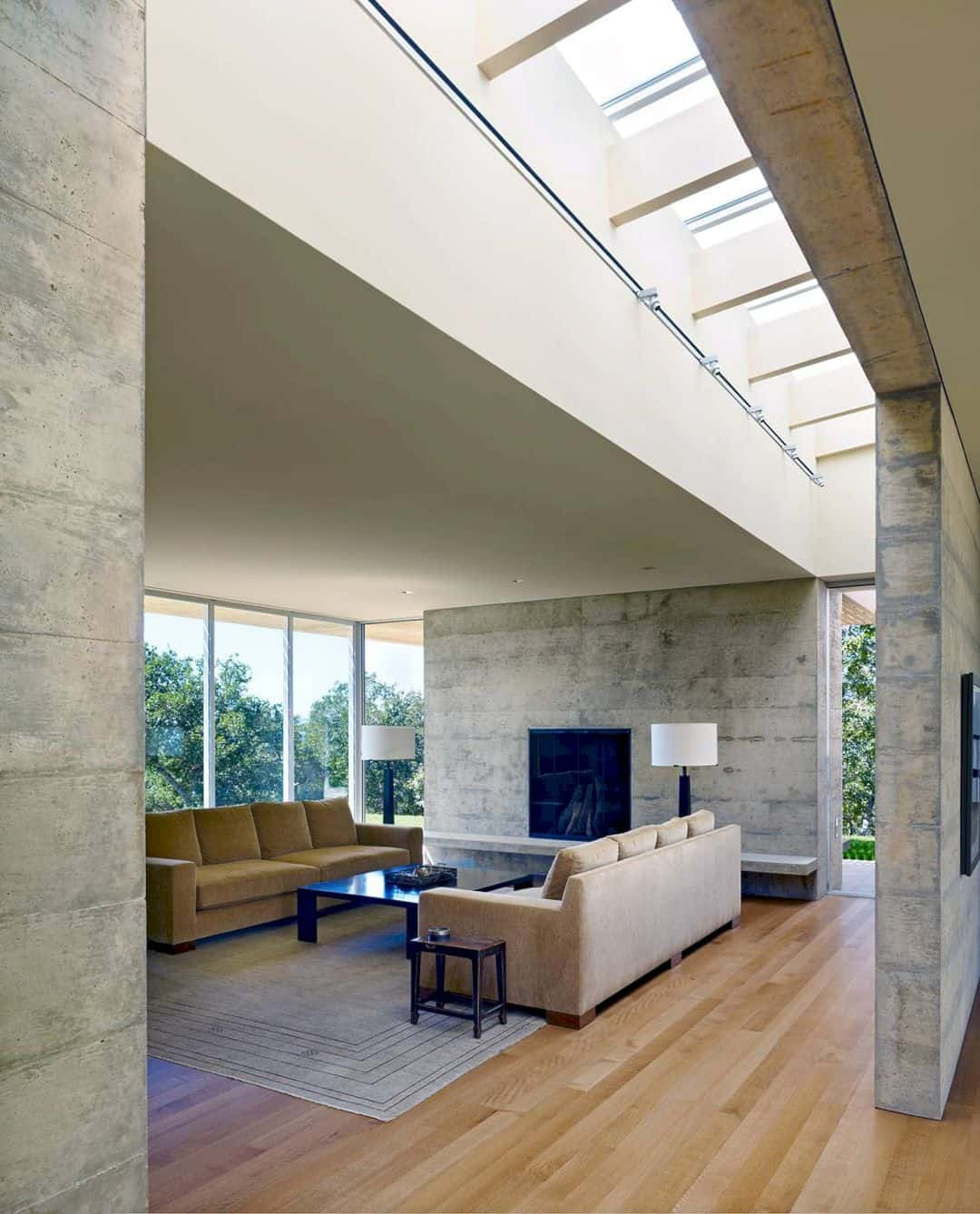 Sonoma Residence By Gluckman Tang 1