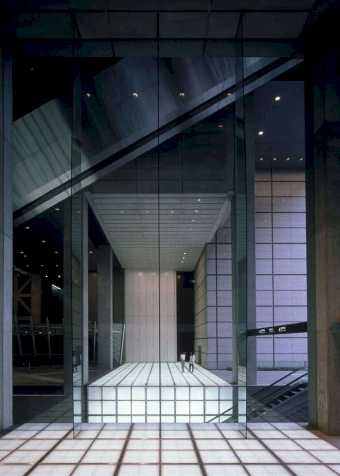 Tokyo International Forum By Rafael Viñoly Architects 1