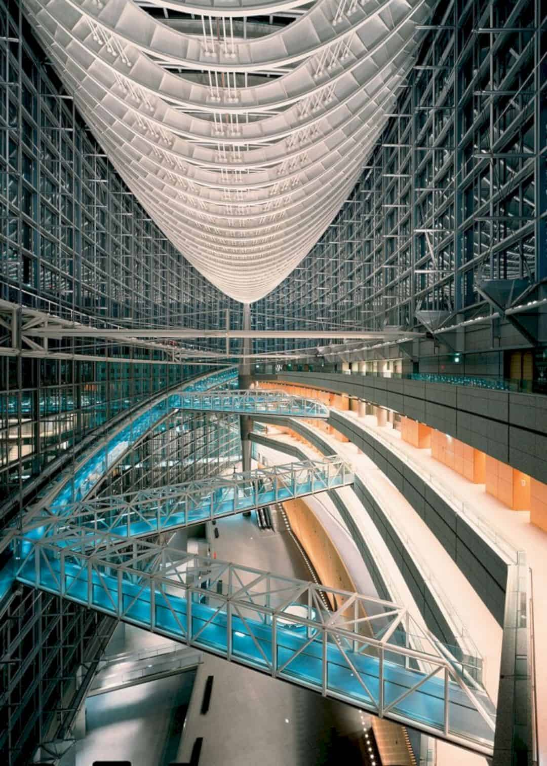 Tokyo International Forum By Rafael Viñoly Architects 10