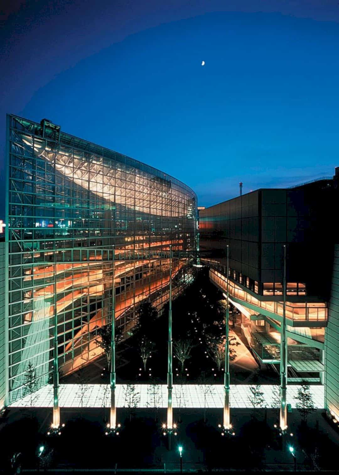 Tokyo International Forum By Rafael Viñoly Architects 2