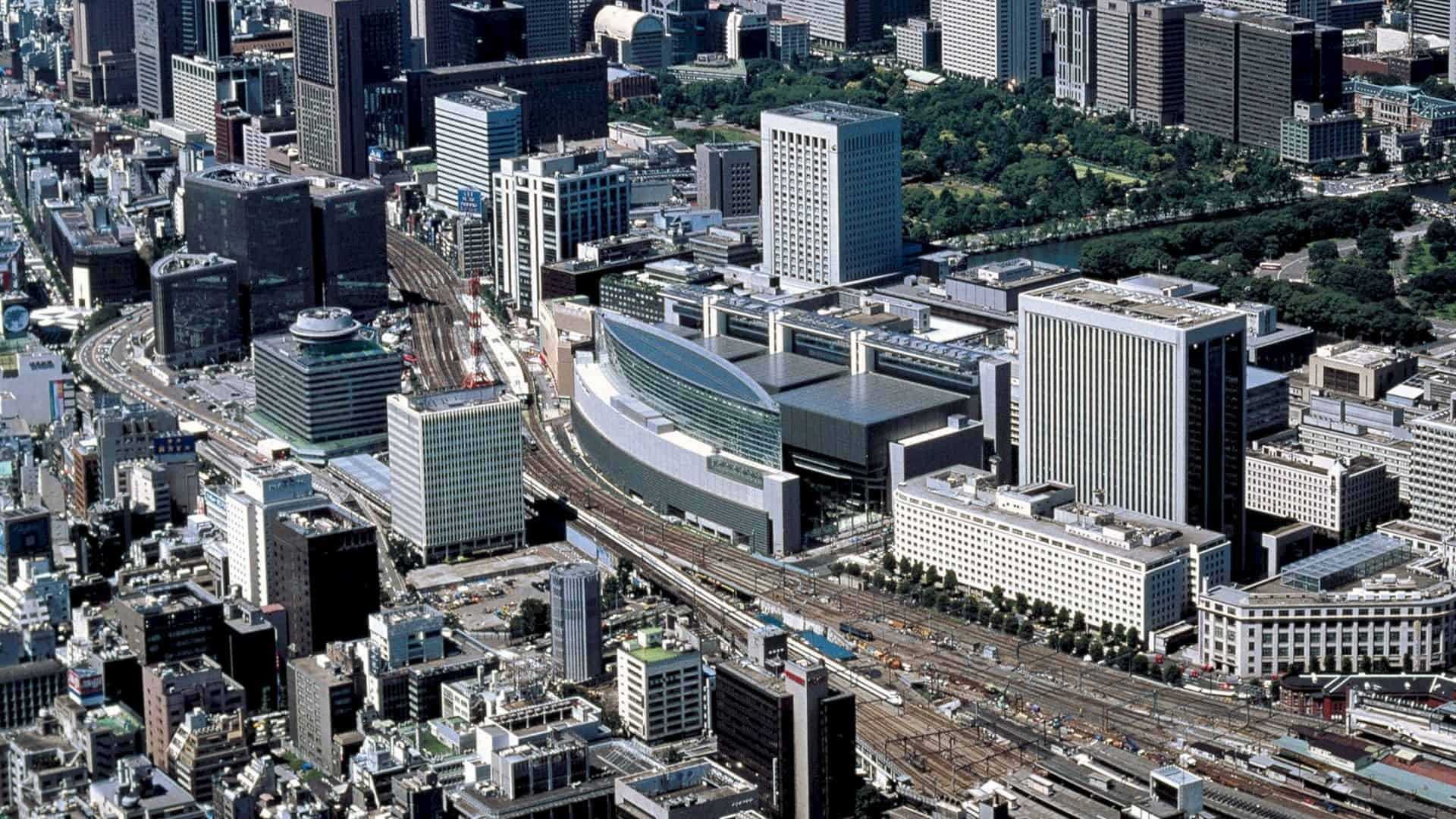 Tokyo International Forum By Rafael Viñoly Architects 24