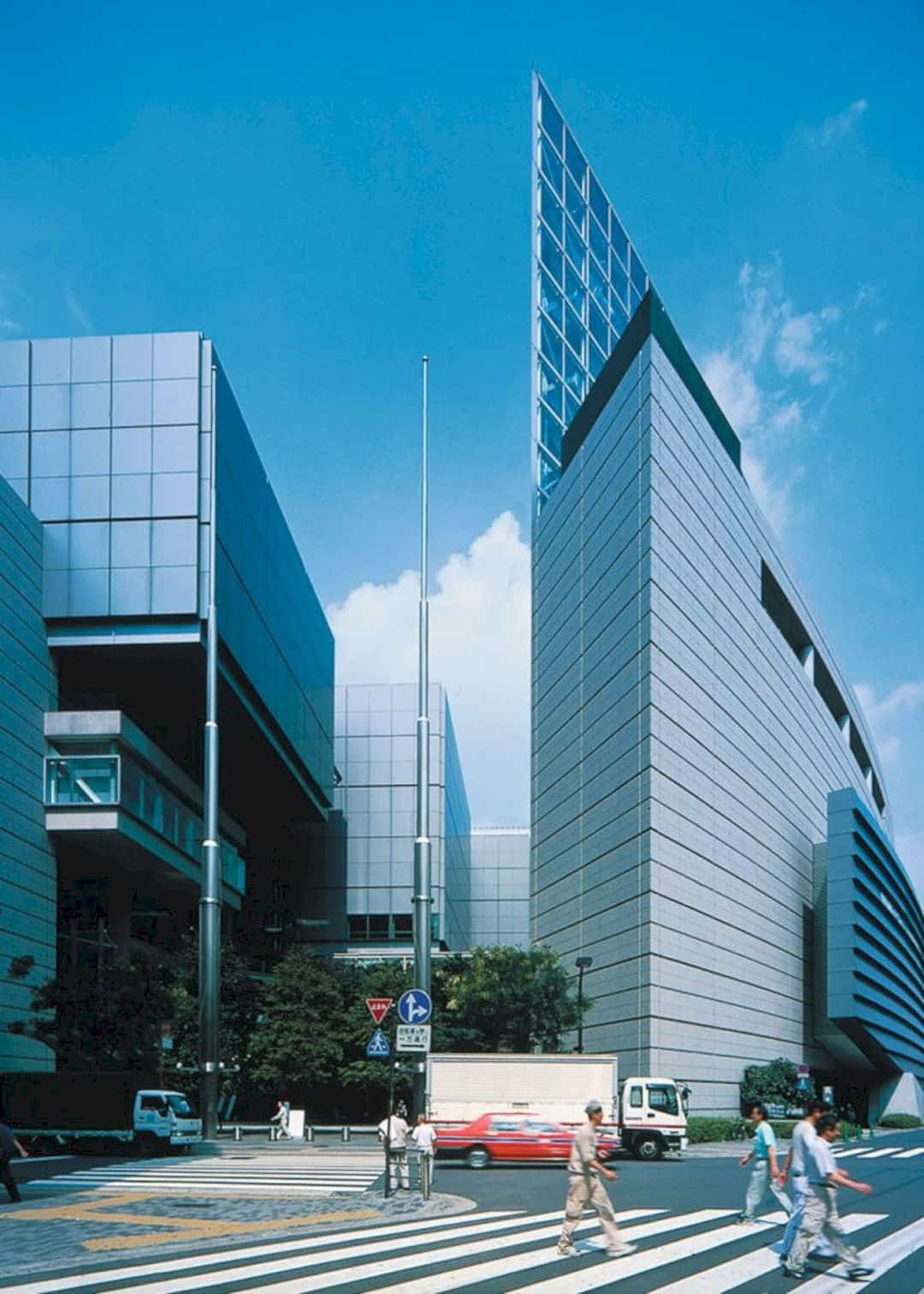 Tokyo International Forum By Rafael Viñoly Architects 3