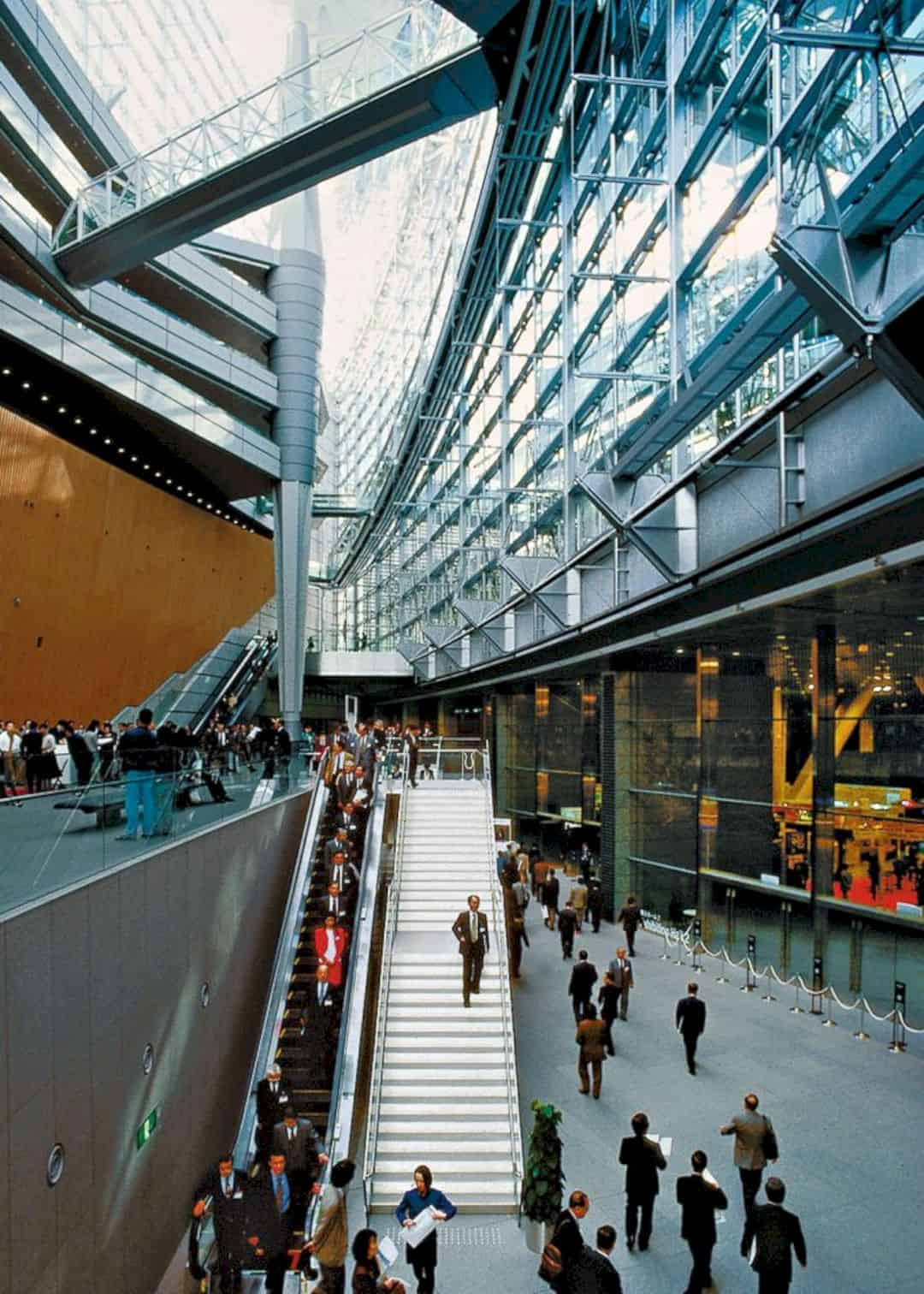Tokyo International Forum By Rafael Viñoly Architects 7