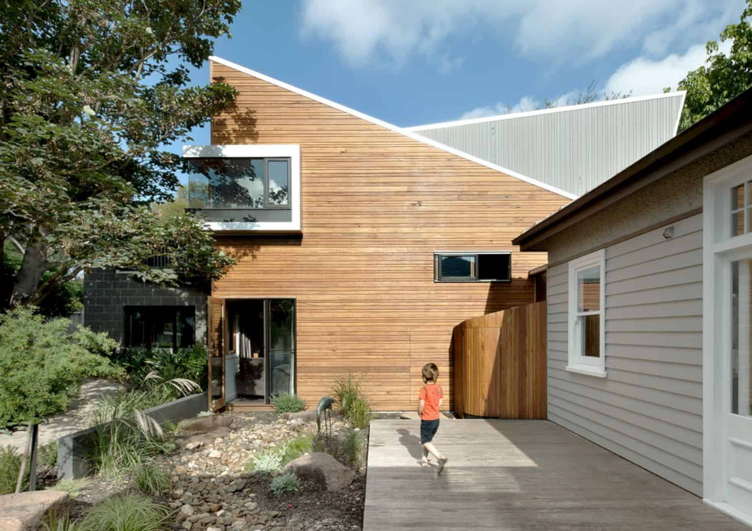 Tree View House Alphington By Zen Architects 2