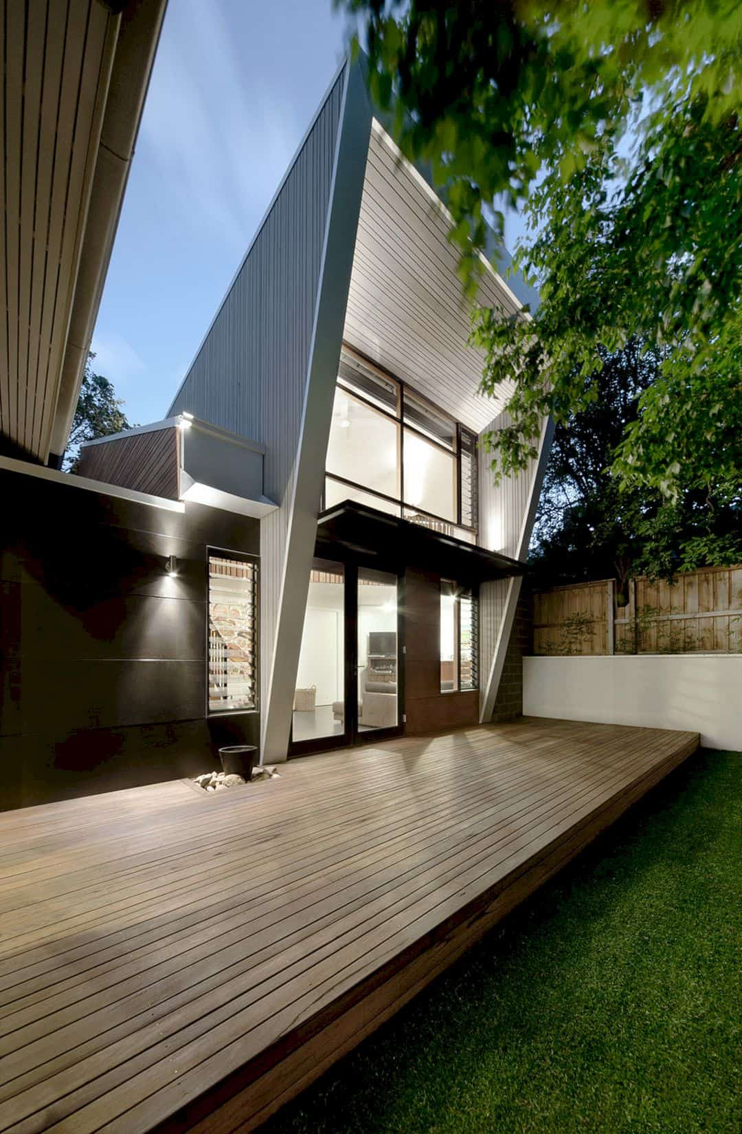 Tree View House Alphington By Zen Architects 6
