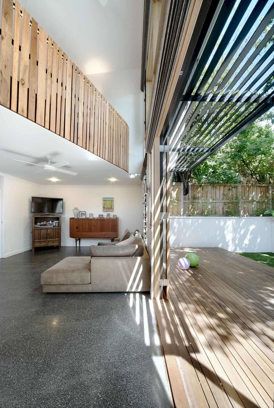 Tree View House Alphington By Zen Architects 7