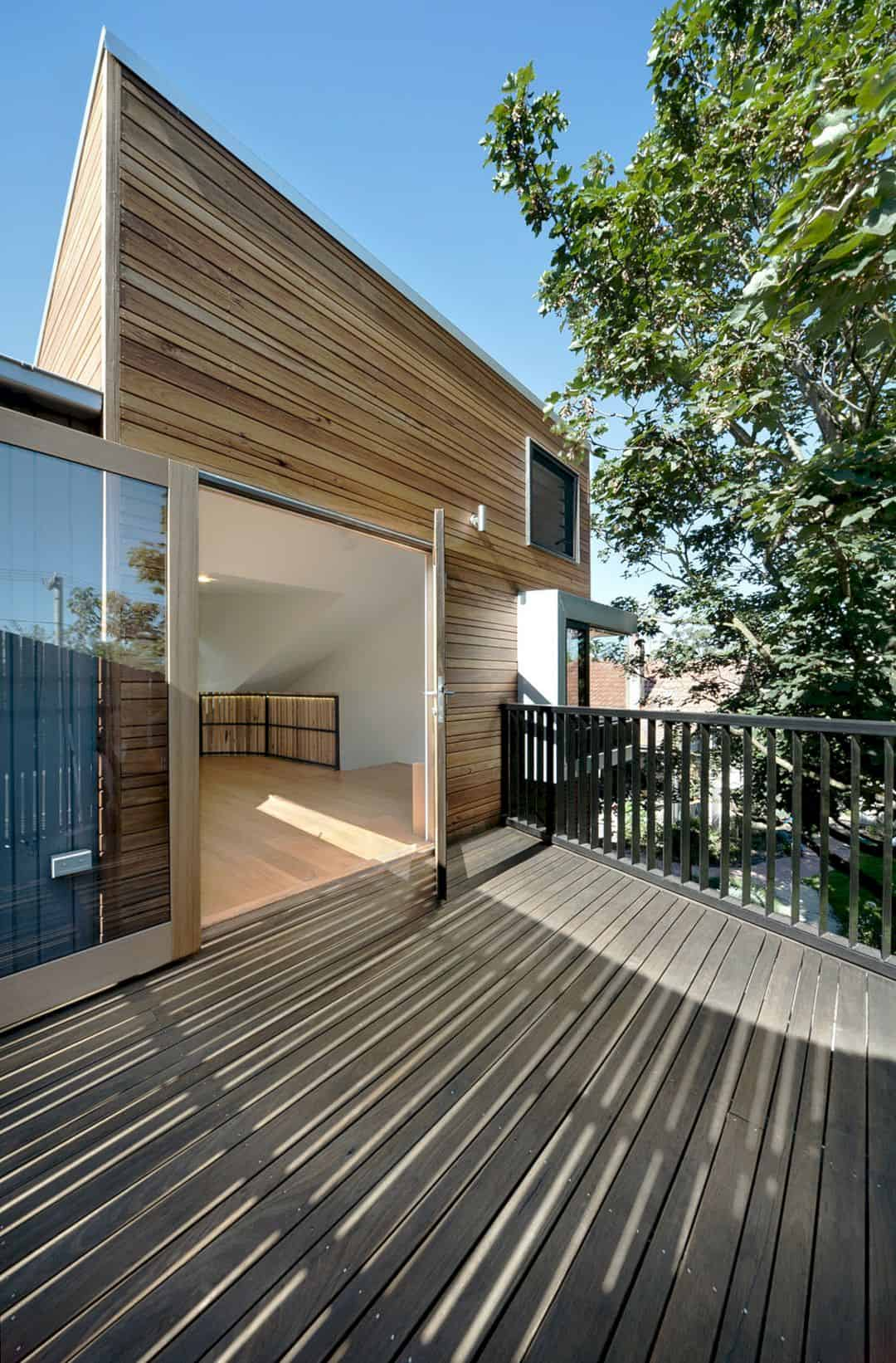 Tree View House Alphington By Zen Architects 8