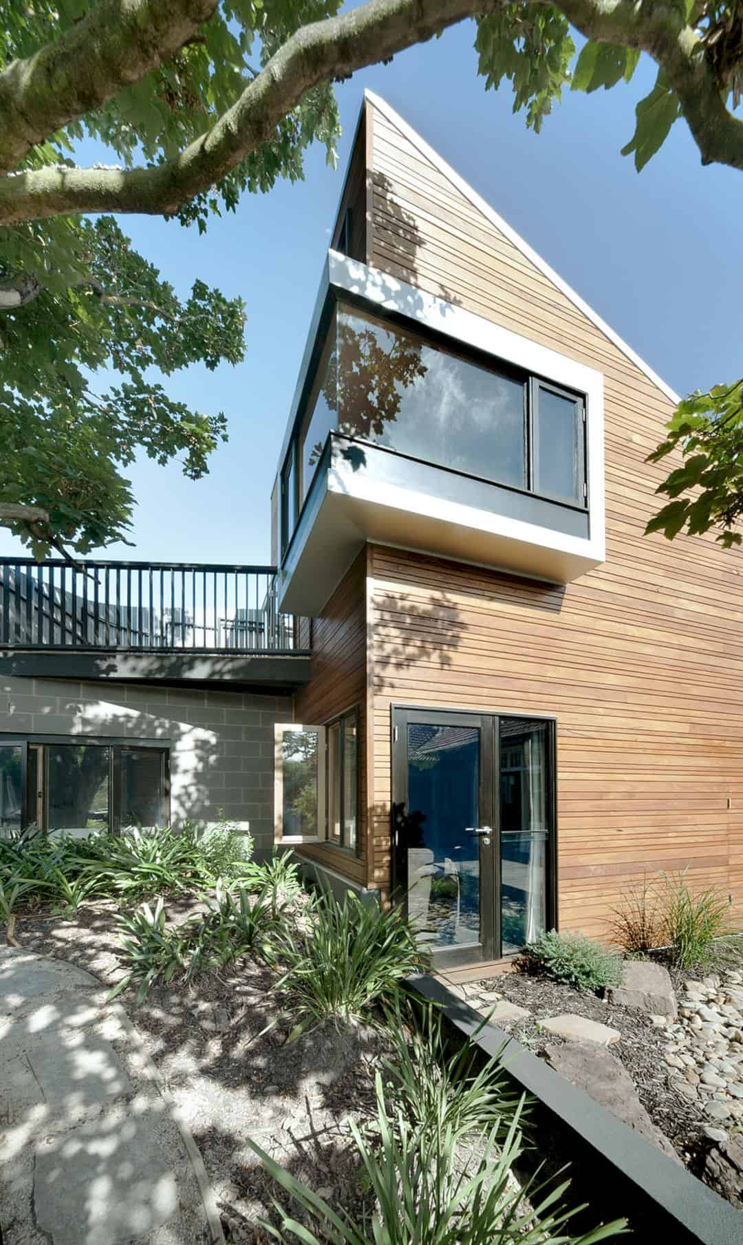 Tree View House Alphington By Zen Architects 9