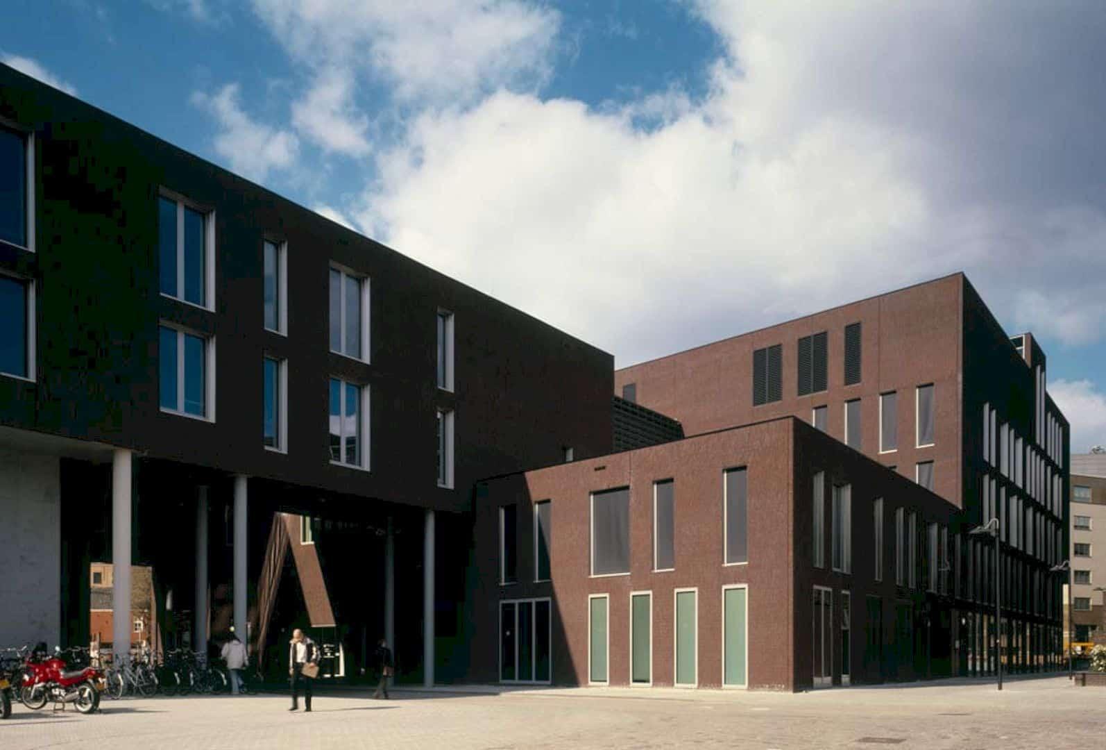 WZI Eindhoven By Jeanne Dekkers Architectuur 3