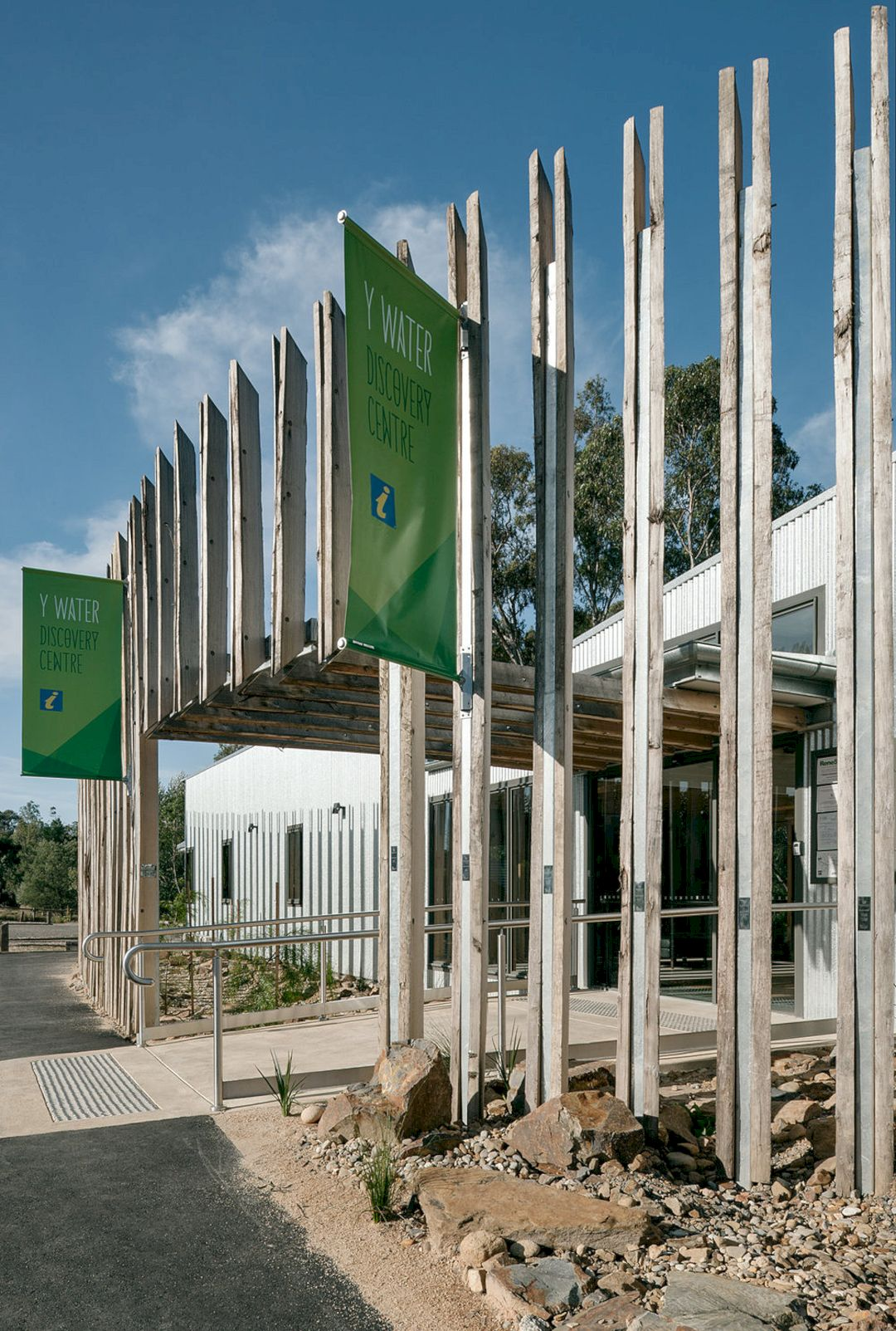 Wetlands Discovery Centre Yea By Zen Architects 10