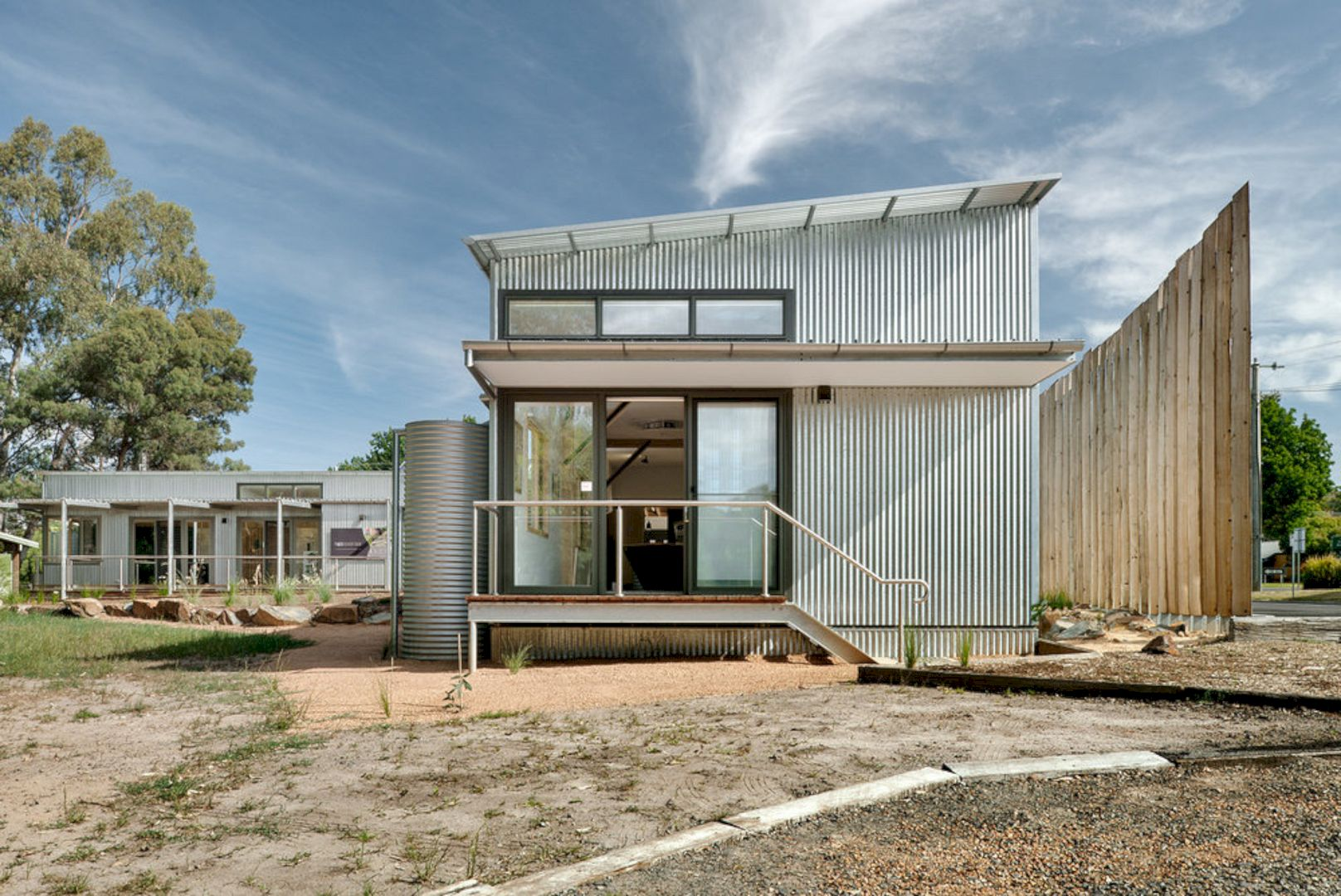 Wetlands Discovery Centre Yea By Zen Architects 3