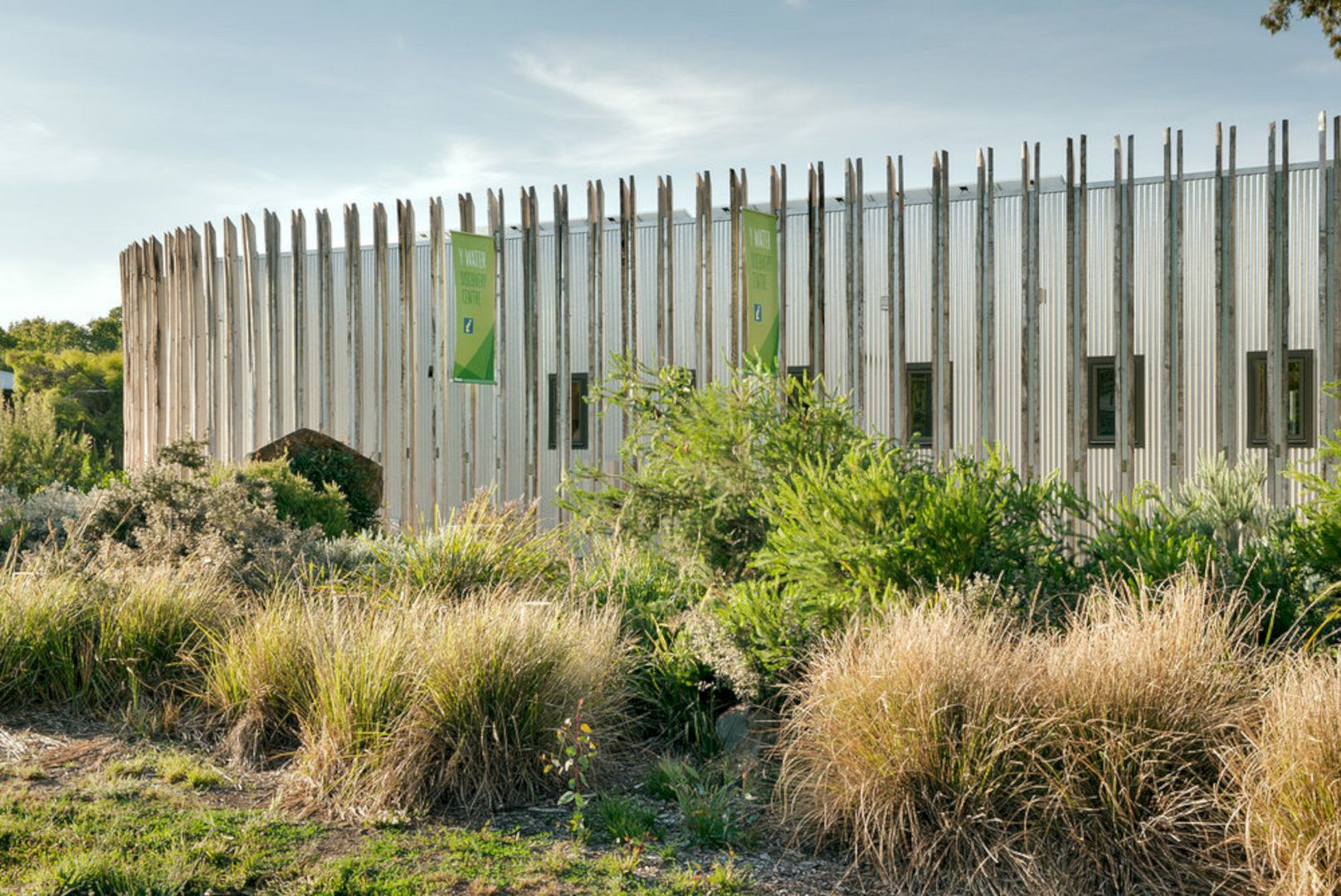 Wetlands Discovery Centre Yea By Zen Architects 7