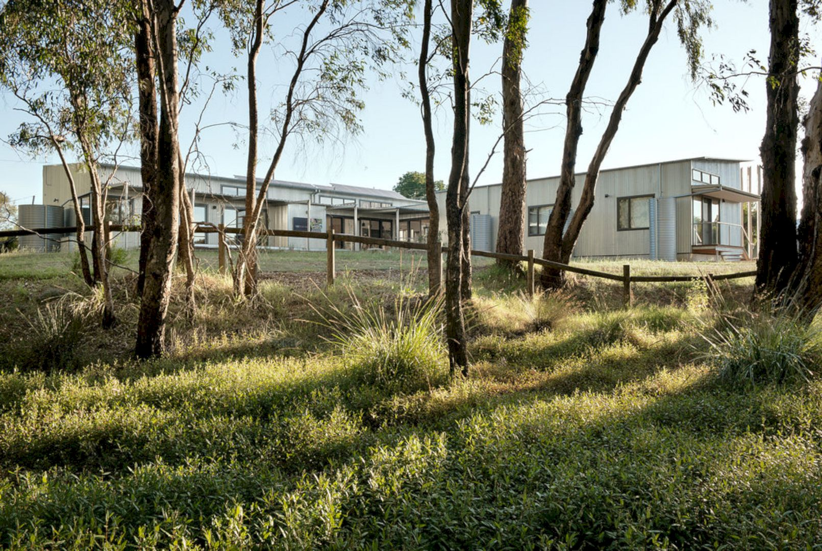 Wetlands Discovery Centre Yea By Zen Architects 8