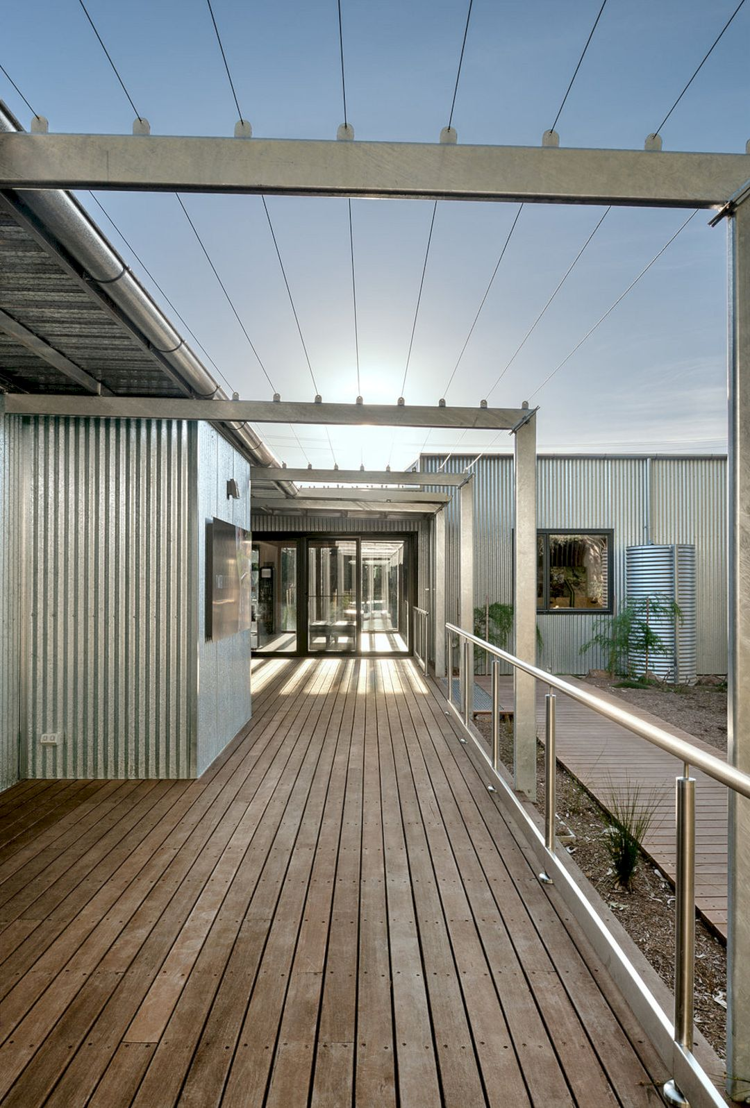 Wetlands Discovery Centre Yea By Zen Architects 9