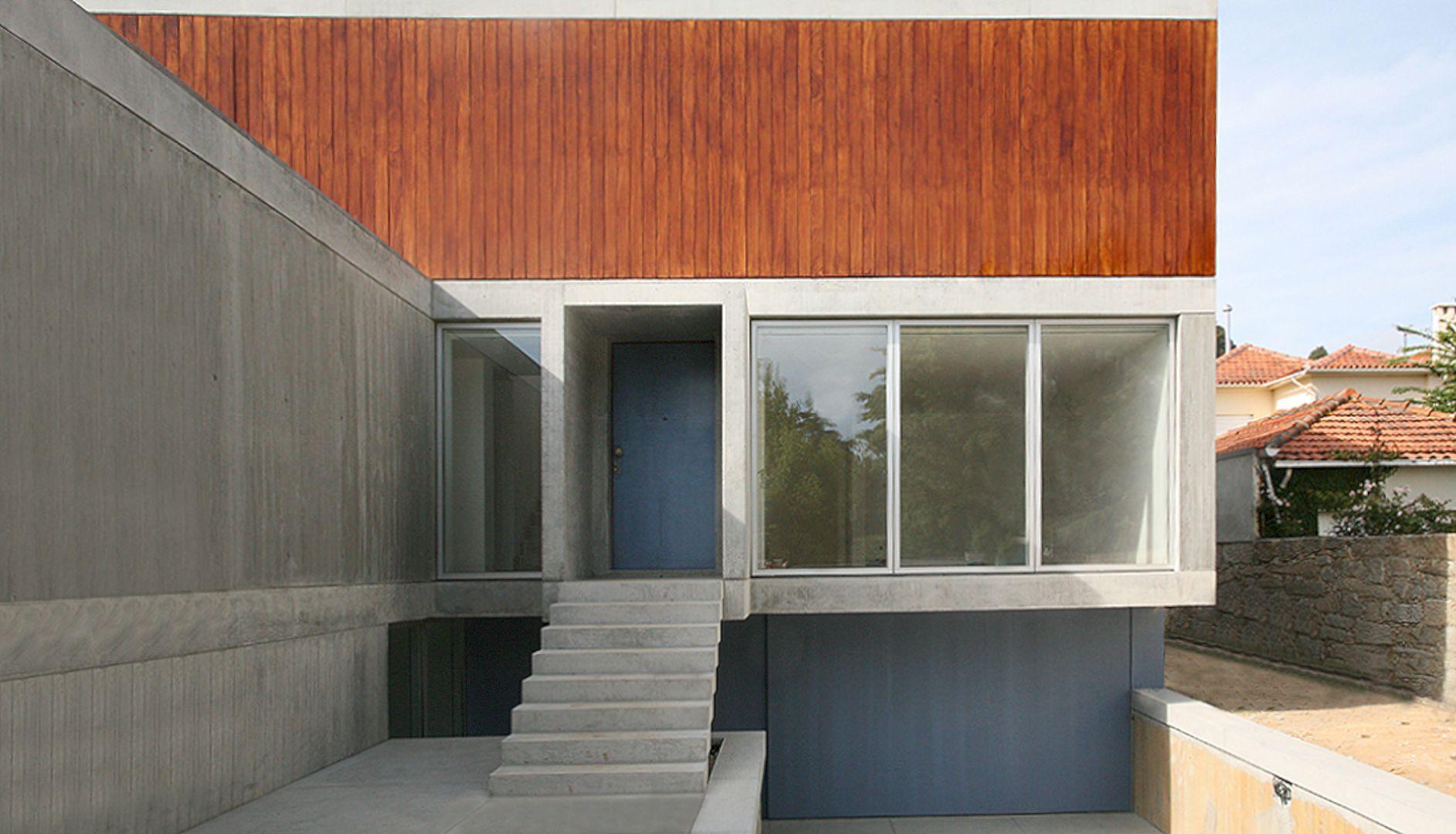 2001 Casa Leite Faria By Álvaro Leite Siza 5