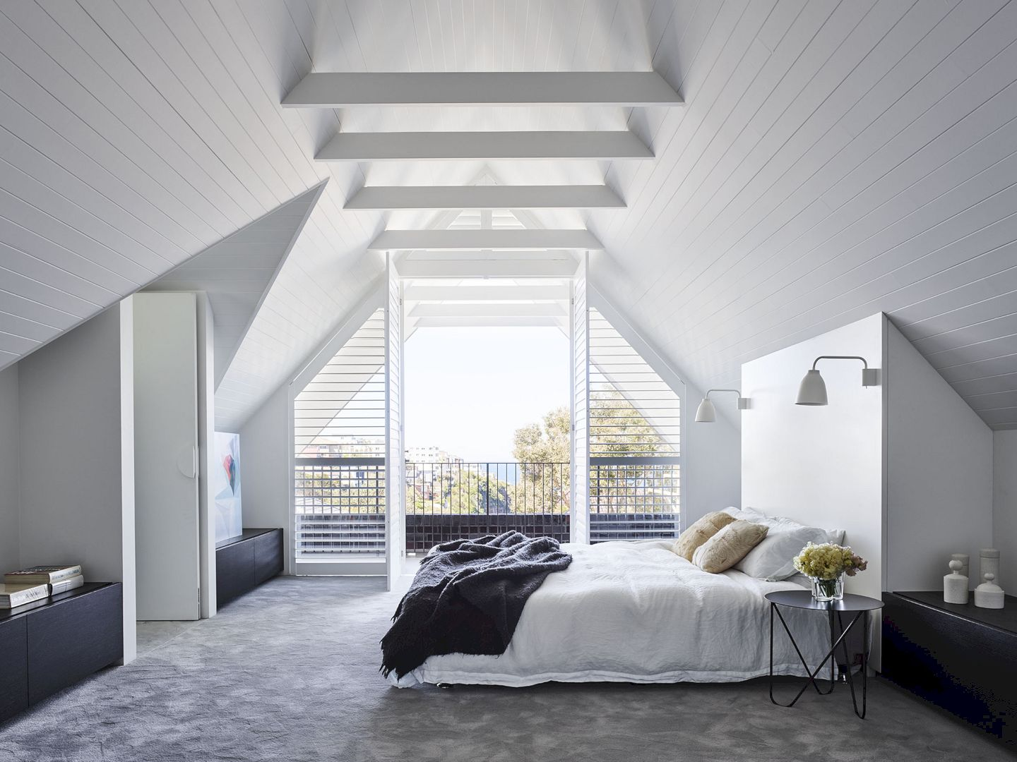 Attic House By Madeleine Blanchfield Architects 6