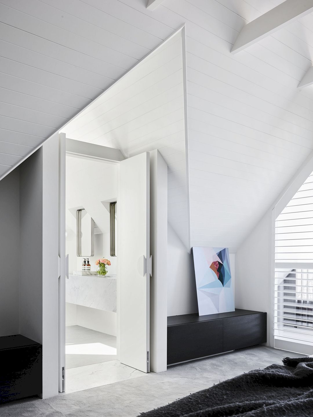 Attic House By Madeleine Blanchfield Architects 7