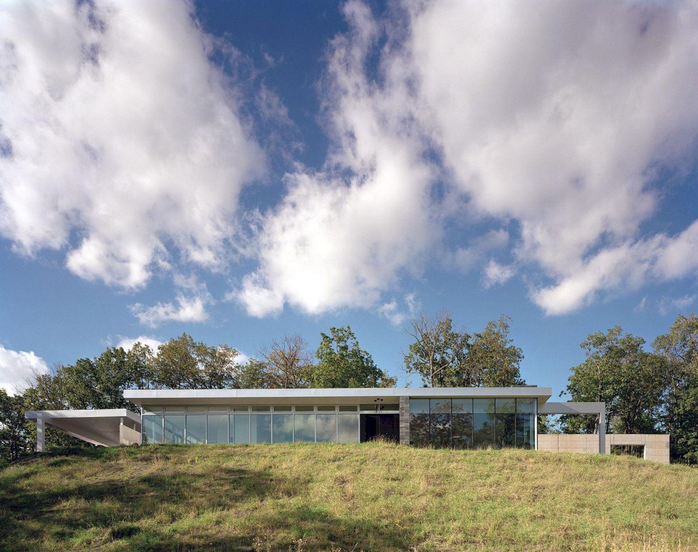 Catskill House By Audrey Matlock Architect 13