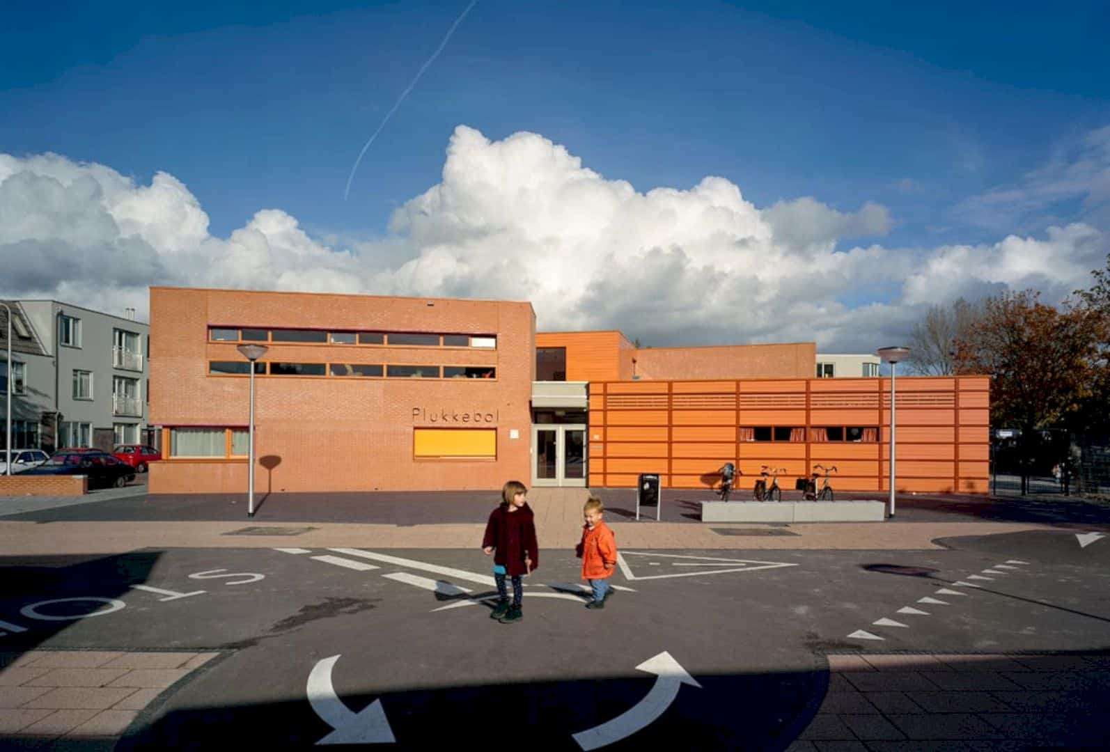 Community Centre & Day Care Delft By Jeanne Dekkers Architectuur 5