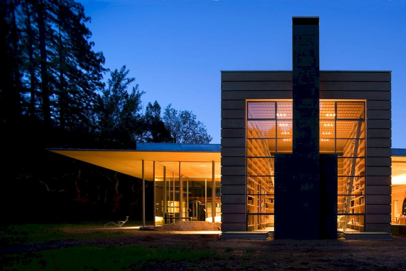 Creekside Residence By Bohlin Cywinski Jackson 2