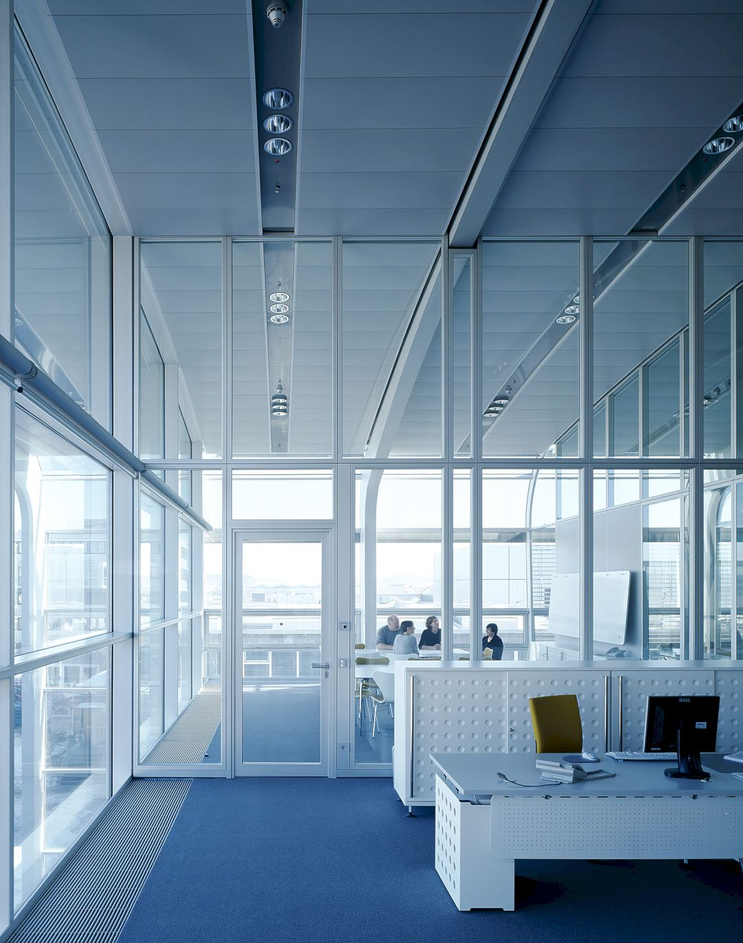 Gira Production Building By Ingenhoven Architects 11