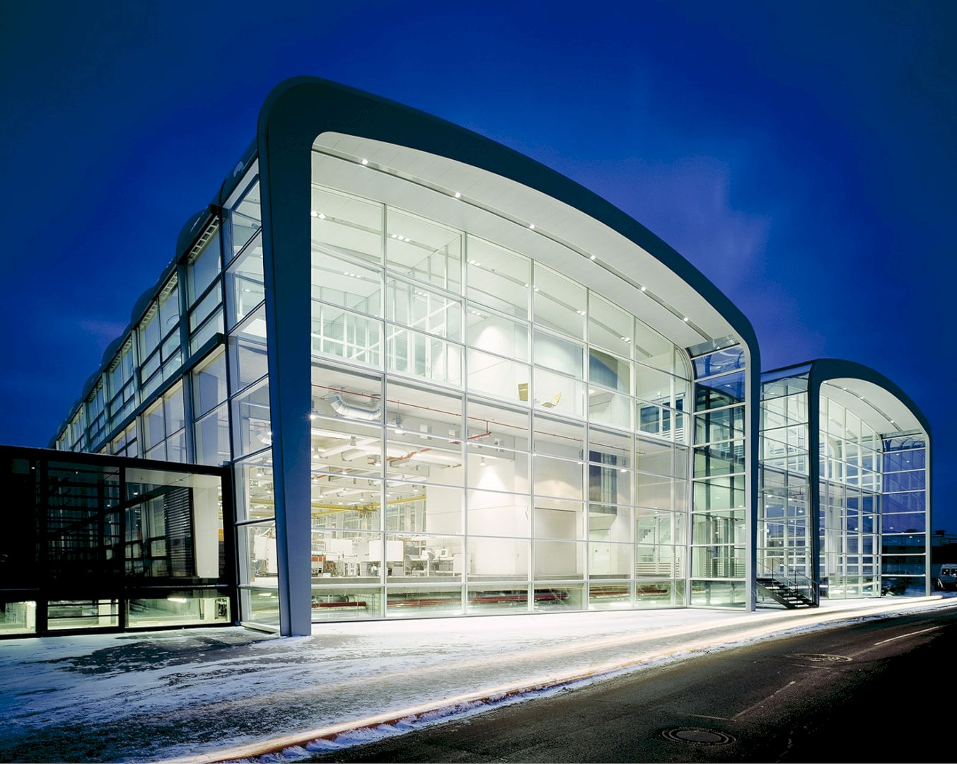 Gira Production Building By Ingenhoven Architects 5
