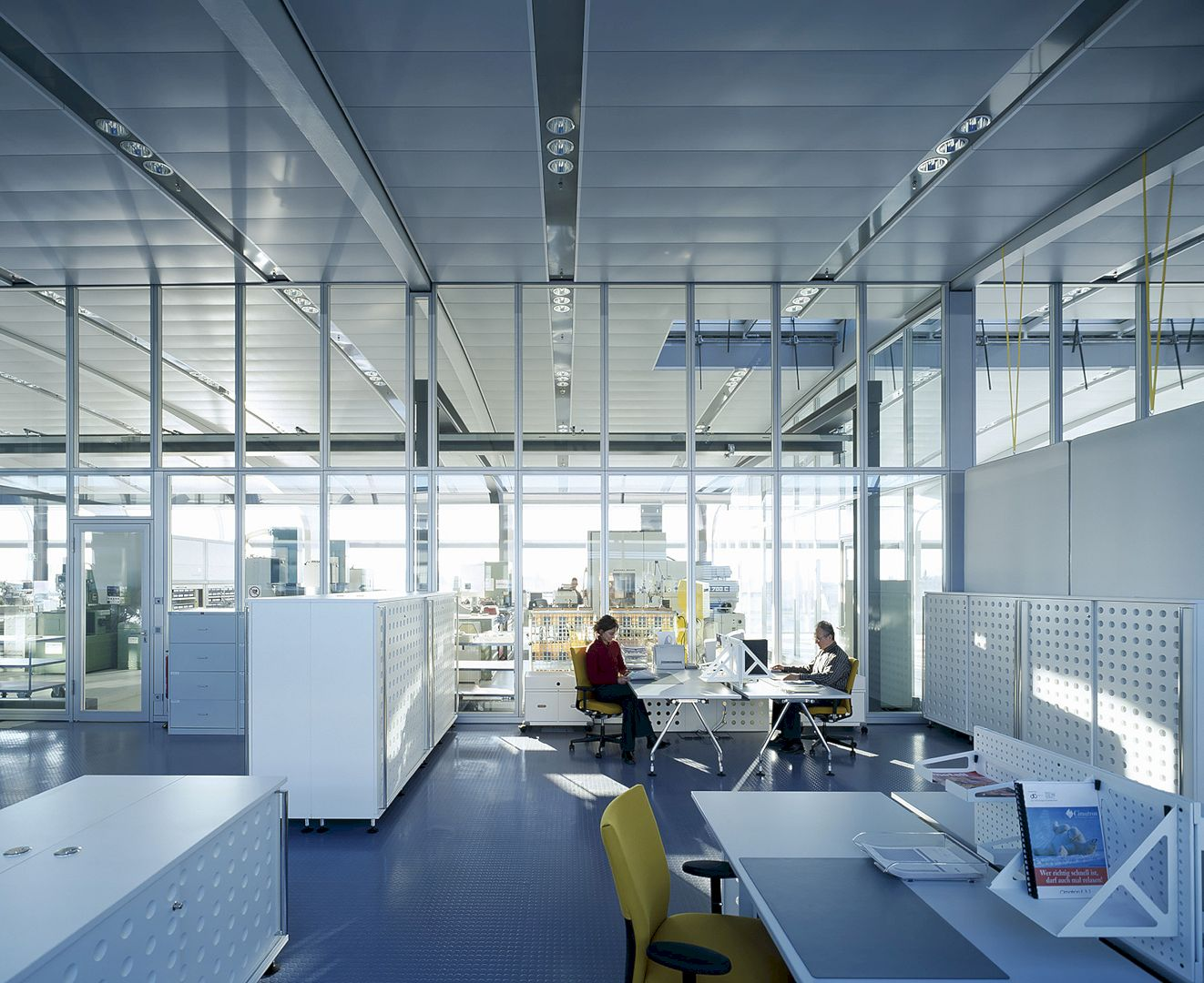 Gira Production Building By Ingenhoven Architects 8