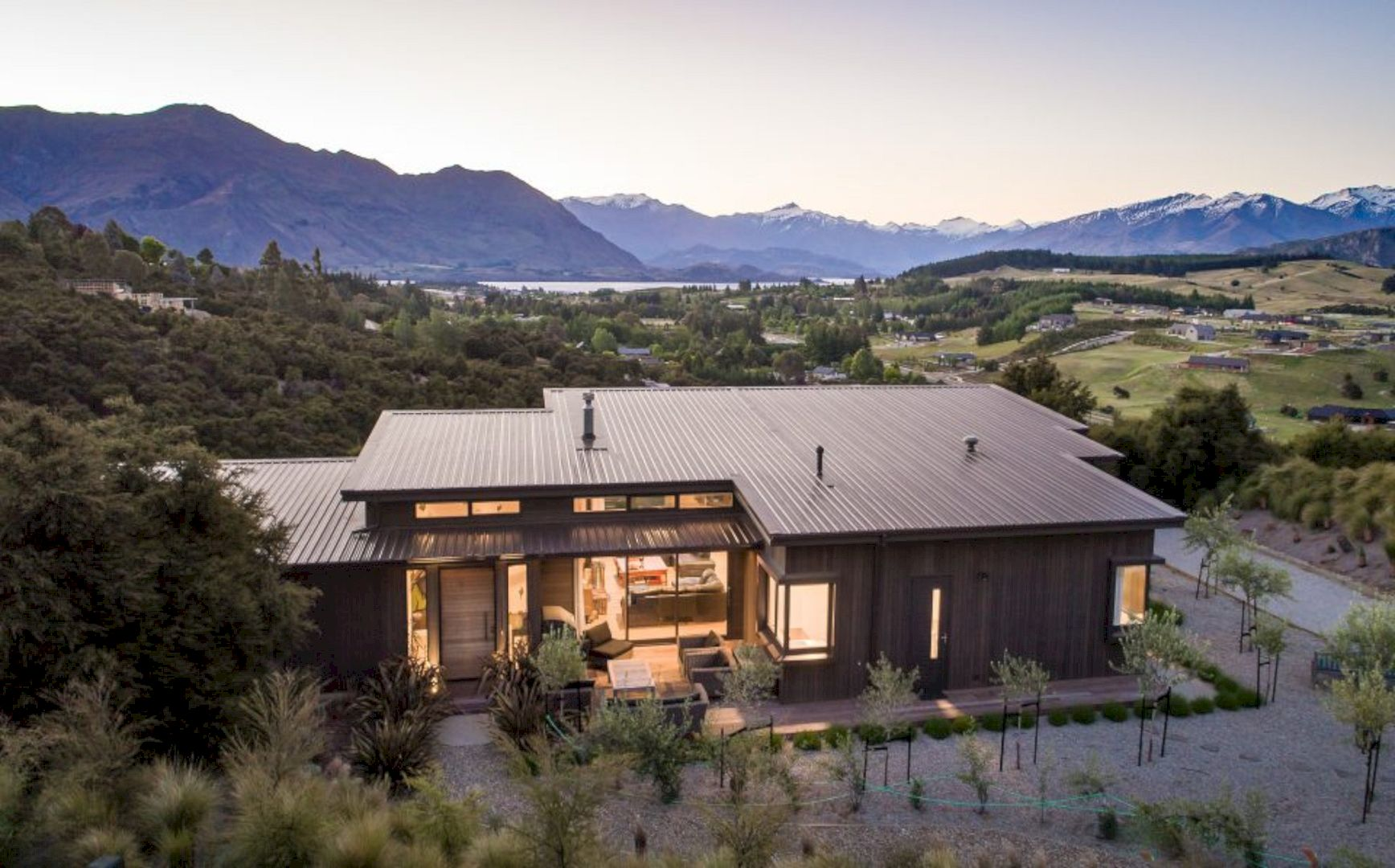 Highfield Ridge House By Condon Scott Architects 5