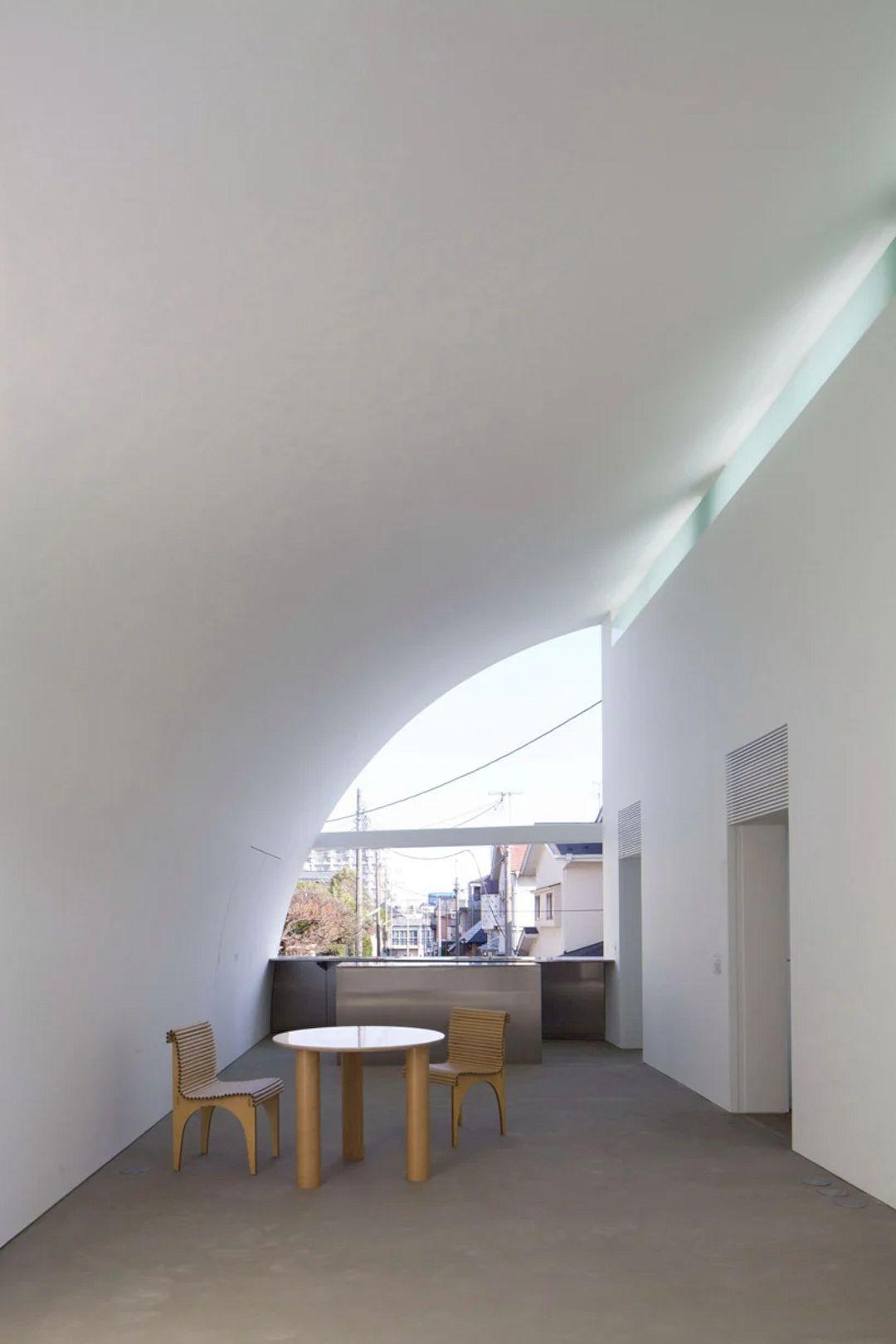 House At Hanegi Park By Shigeru Ban Architects 2