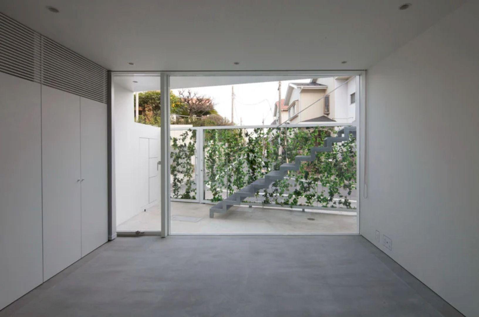 House At Hanegi Park By Shigeru Ban Architects 3